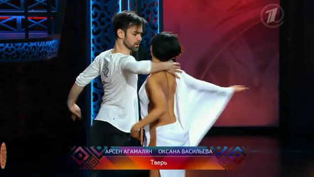"""Тверские танцоры показали себя в проекте """"Танцуй"""" на Первом канале"""