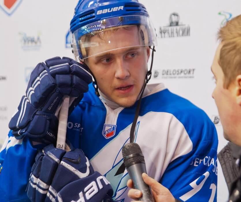 Тверские хоккеисты стали триумфаторами универсиады