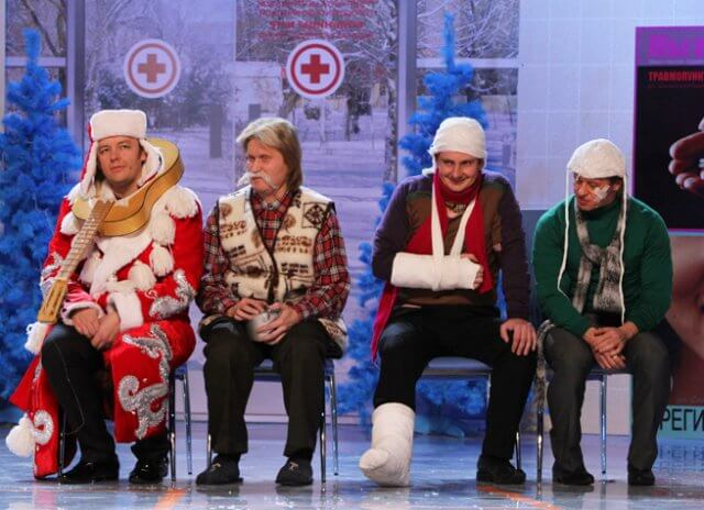 """В Твери выступят """"Уральские пельмени"""""""
