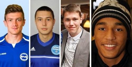 """фото В тверской """"Волге"""" четверо новичков"""