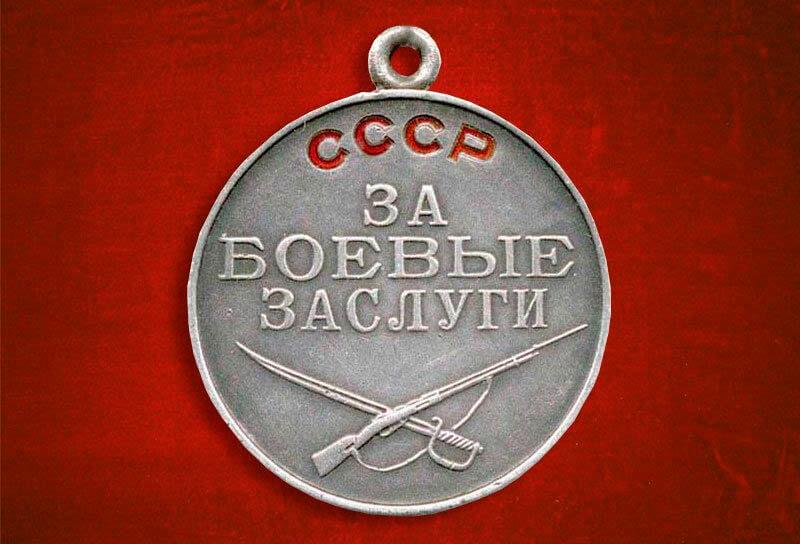 В Твери родственникам передали медаль бойца, утерянную в годы ВОВ