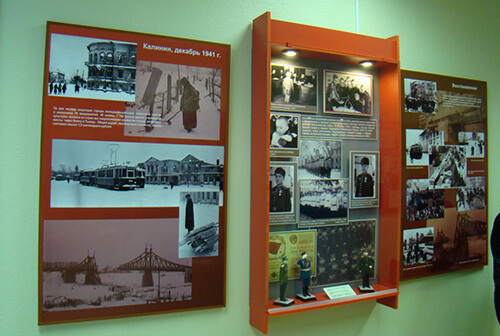 В Тверской области проходит смотр-конкурс школьных музеев и залов воинской Славы