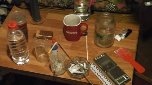 фото В Твери полицейскими ликвидирована подпольная лаборатория по производству амфетамина