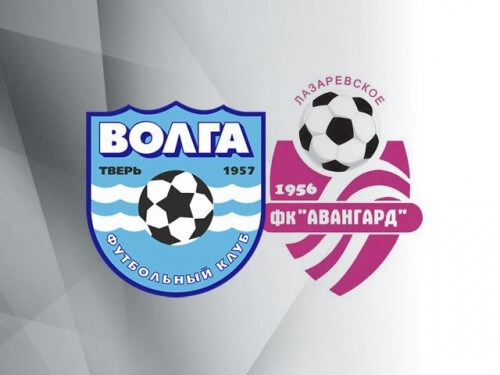 фото Волга одержала победу в спарринге с Авангардом