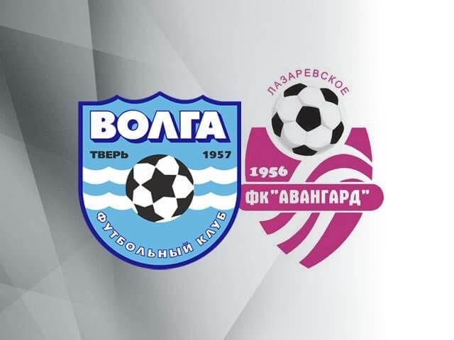 Волга одержала победу в спарринге с Авангардом