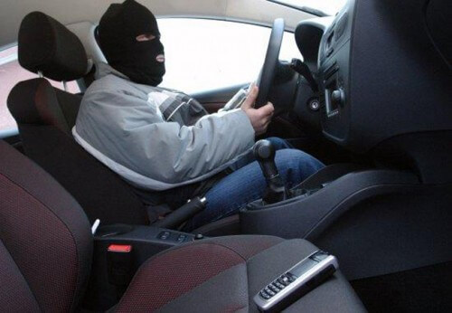 фото В Тверской области полицейские задержали автоугонщика