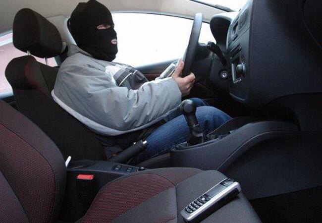 В Тверской области полицейские задержали автоугонщика