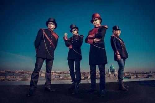 """фото Группа """"Пикник"""" представит новую концертную программу """"Чужестранец"""""""