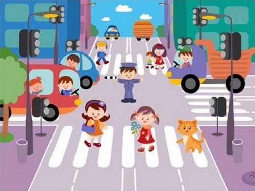 фото В тверском регионе объявлена декада детской дорожной безопасности