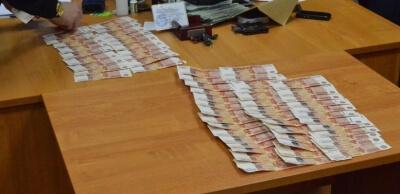 В Тверской области пойманы фальшивомонетчики