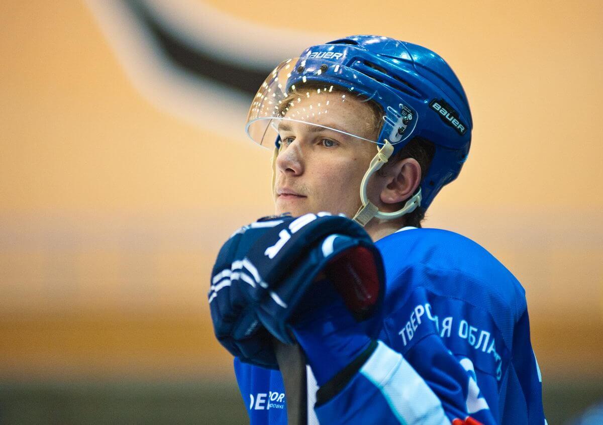 Игрок ТХК вызван в молодежную сборную России
