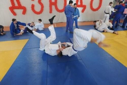 фото Межрегиональный турнир по дзюдо на призы Администрации Московского района города Твери