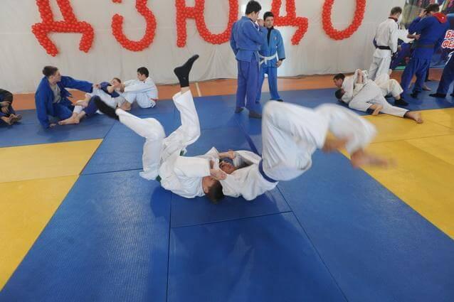 Межрегиональный турнир по дзюдо на призы Администрации Московского района города Твери