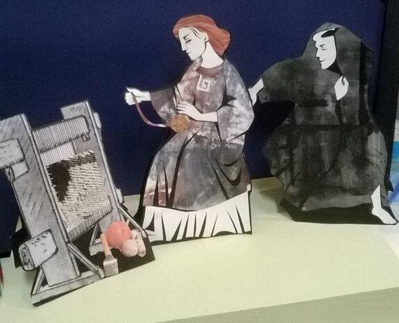 """В Детском музейном центре пройдет выставка """"Бумажные миры Марии Бохан"""""""