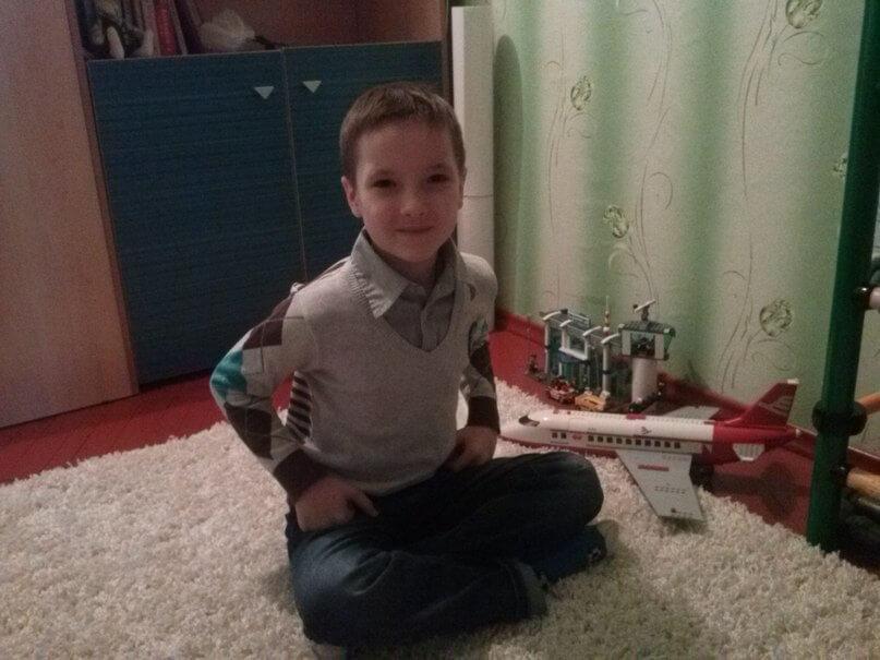 Благотворительный сбор в помощь Кириллу Шерманову завершен