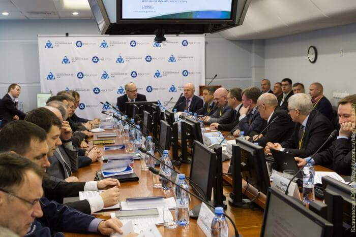 На Калининской АЭС проходит комплексная проверка состояния безопасности