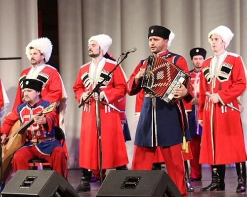 фото На тверской сцене выступит Кубанский казачий хор