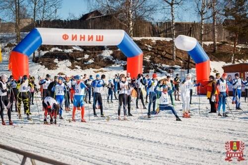 фото В Твери состоялся традиционный открытый лыжный марафон на призы почетного мастера спорта СССР Николая Липашова