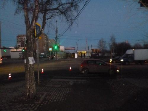 фото Пешеходный переход и зеленый свет не гарантируют 100%-безопасность пешеходу