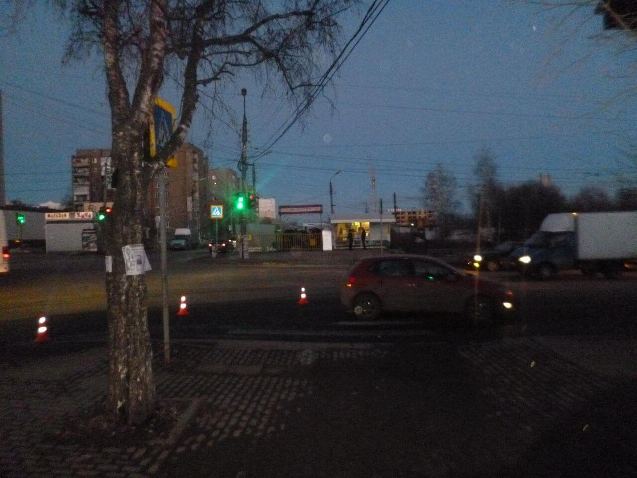 Пешеходный переход и зеленый свет не гарантируют 100%-безопасность пешеходу