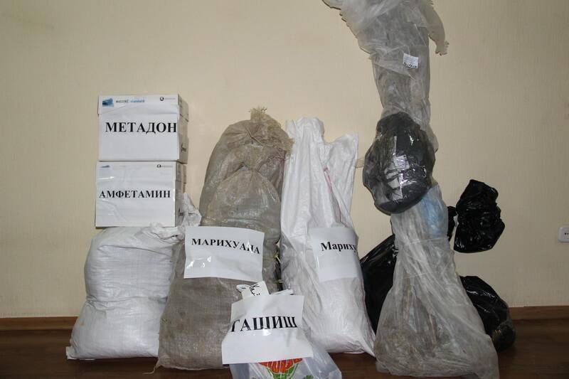 В Тверской области уничтожили более 27 кг наркотиков, изъятых из незаконного оборота