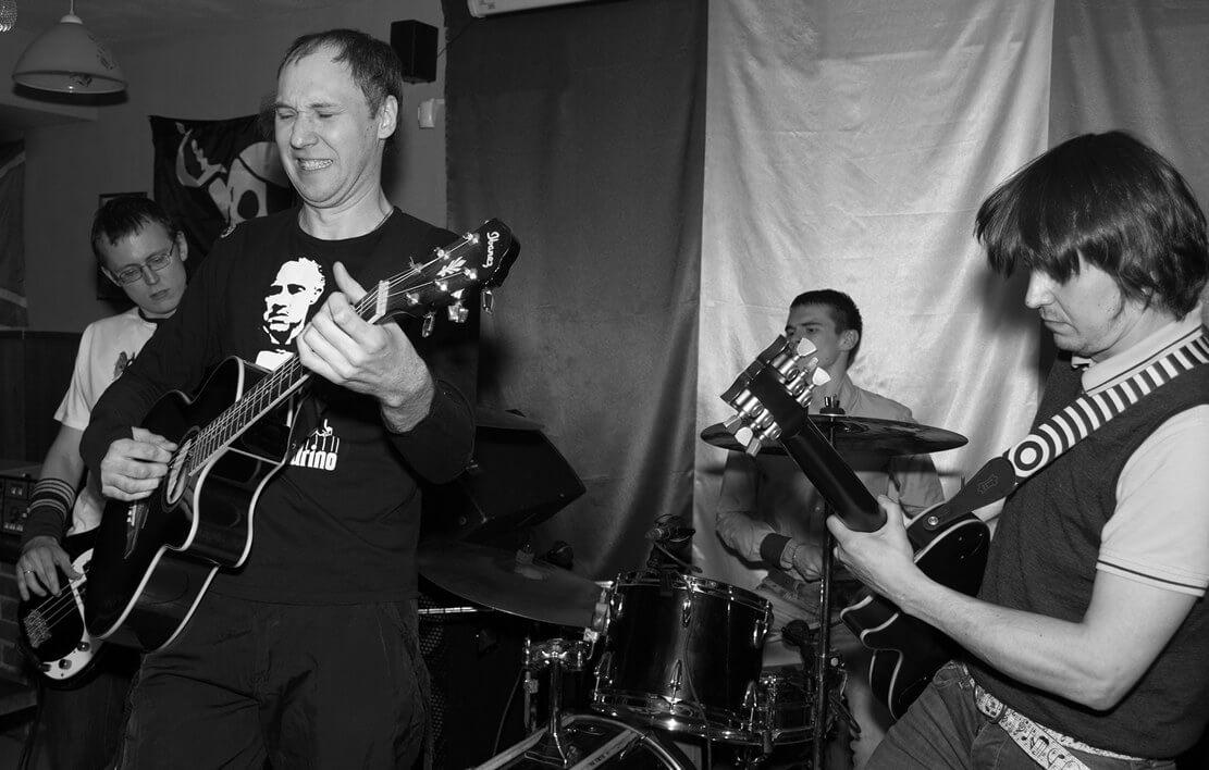 В Твери выступит тульская рок-группа Ангел НеБес