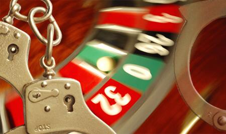 Возбуждено уголовное дело в отношении участников организованной группы, подозреваемых в незаконной организации и проведении азартных игр