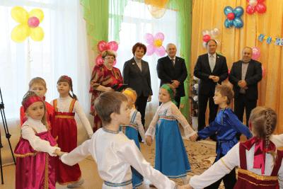 фото В Вышнем Волочке открыт новый детский сад