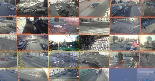 """фото Благодаря установке системы """"Одиссей"""" на перекрестках в Твери количество нарушений сократилось в 3 раза"""