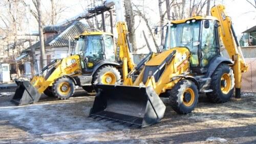 """фото """"Тверская генерация"""" обновляет парк техники для ремонта теплотрасс"""
