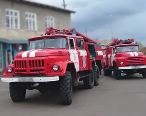 фото Тверичанка поблагодарила пожарных за оперативную работу
