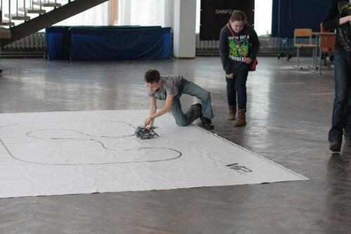 фото В Твери состоялся IV областной турнир по робототехнике