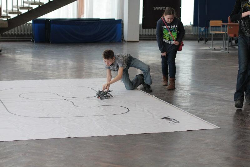 В Твери состоялся IV областной турнир по робототехнике