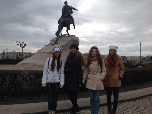 фото Нелидовские школьники приняли участие в ХХ Международном слете школьников городов-героев