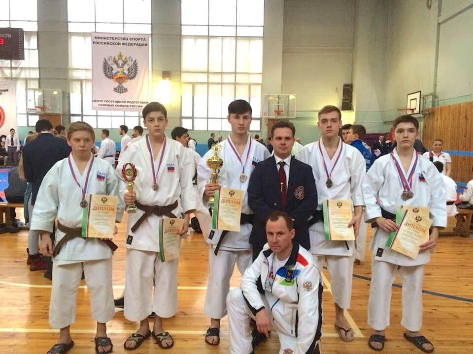 Тверские спортсмены завоевали 2 золотые и 9 бронзовых медалей на Первенстве России по сетокан