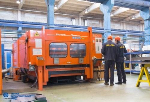 фото Тверские вагоностроители вышли на работу после вынужденного простоя