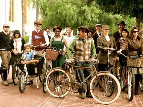 фото Тверь поддержит эстафету неспешных велопрогулок в британском стиле