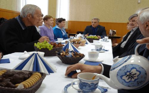 фото В Твери отметили 60-летний юбилей с момента начала трансляции Первой программы центрального телевидения в Калинине