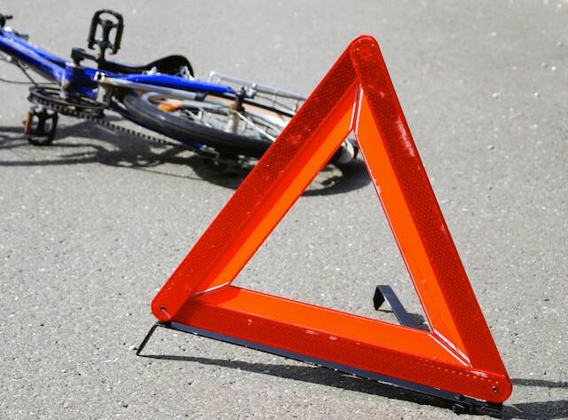 В Твери сбили велосипедиста