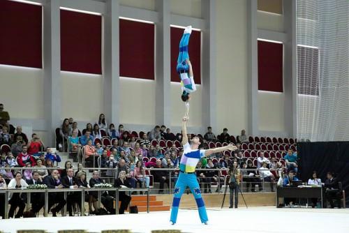 фото Первенство города Твери по спортивной акробатике