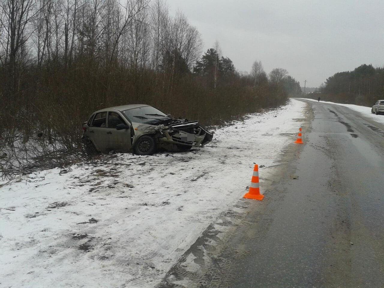 31 марта на дорогах Тверской области пострадали 6 человек