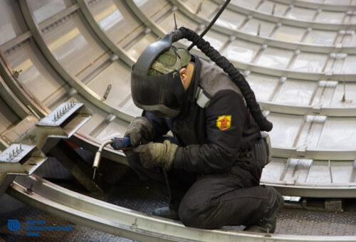 фото Тверской вагонзавод обеспечен заказами на 2015 год