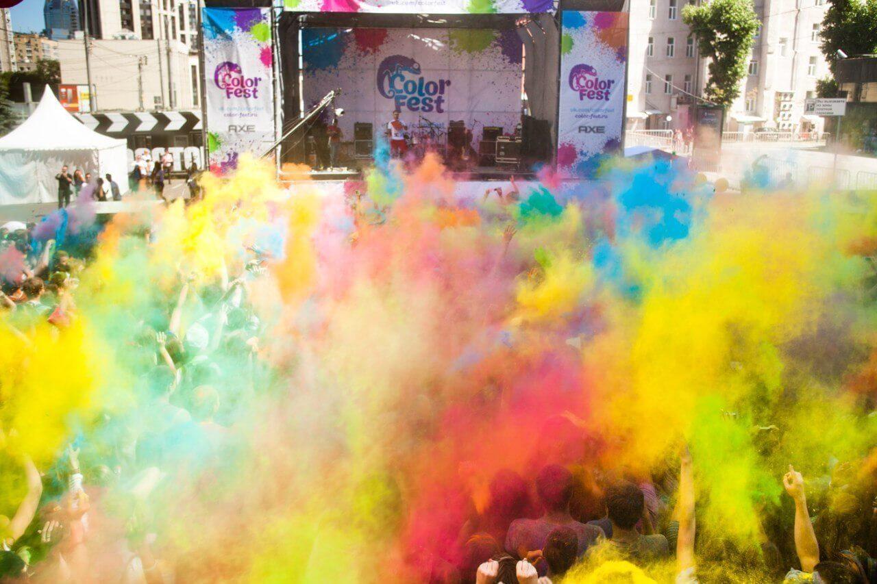 В Твери пройдет музыкальный фестиваль ColorFest