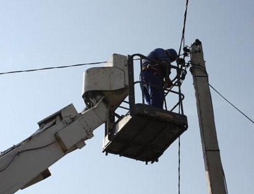 фото В Кимрах произошло аварийное отключение электроэнергии