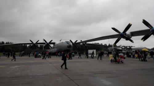 фото На аэродроме в Мигалово прошел День открытых дверей