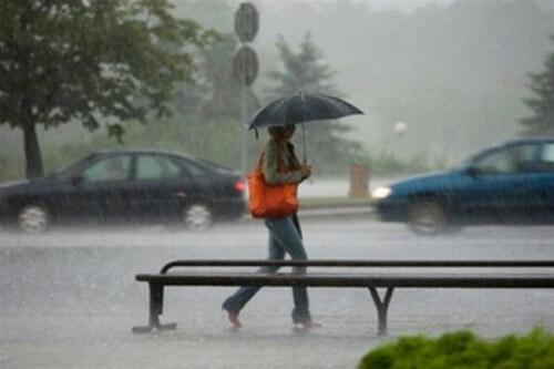 фото Объявлено штормовое предупреждение из-за сильного дождя