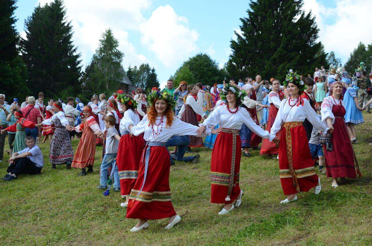 """В Торжокском районе пройдет фольклорный праздник """"Троицкие гуляния"""""""