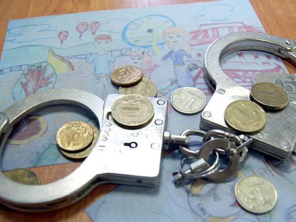 Должник по алиментам оказался держателем крупного счета в банке