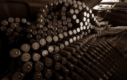 фото В Тверской области возбуждено уголовное дело по факту незаконного изготовления оружия и боеприпасов