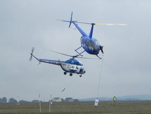 фото В Конаковском районе пройдет Чемпионат России по вертолетному спорту